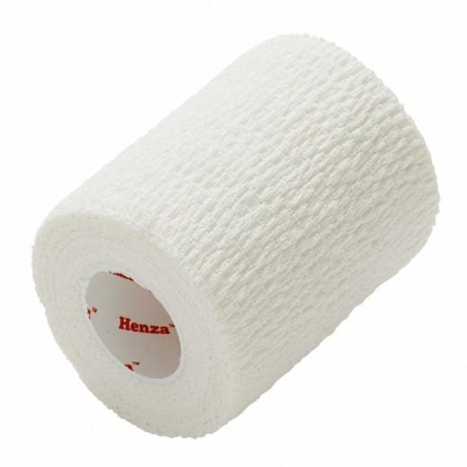 Henza® Flexible Sports Bandage - HVID - 7,5 cm x 4,5 m