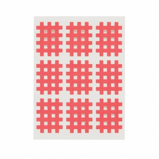Henza® Crosstape S PINK 180 Plastre-31