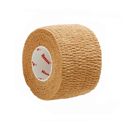 Henza® Flexible Sports Bandage BEIGE 5,0 cm x 4,5 m-34