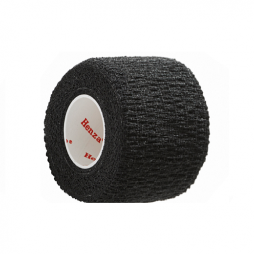 Henza® Flexible Sports Bandage SORT 5,0 cm x 4,5 m-31