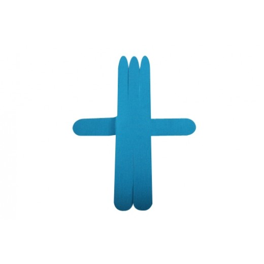 Henza® Håndled Pre-cut - Lyseblå