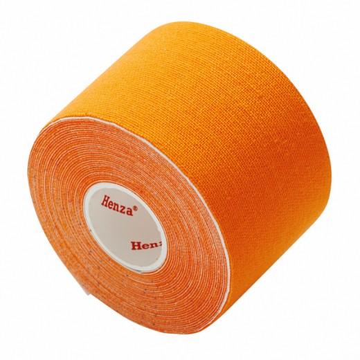 Henza® Kinesiologi Tape - ORANGE - 5m x 5cm