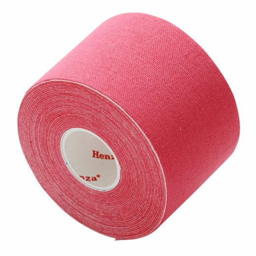 Henza® Kinesiologi Tape - PINK - 5m x 5cm