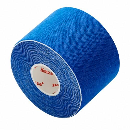 Henza® Kinesiologi Tape - KONGEBLÅ - 5m x 5cm