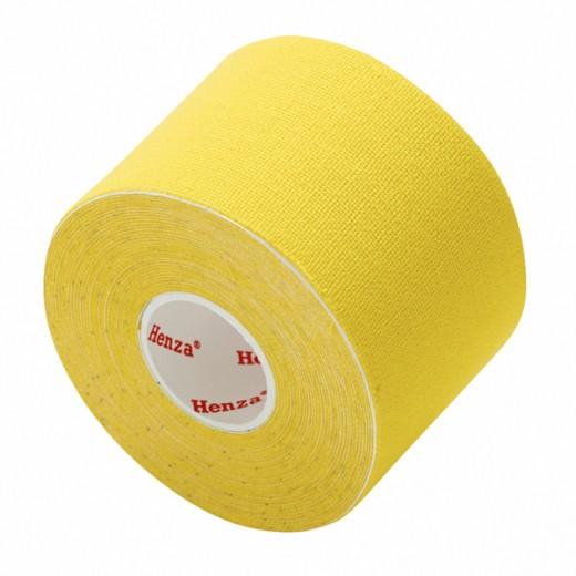 Henza® Kinesiologi Tape GUL 5m x 5cm-35