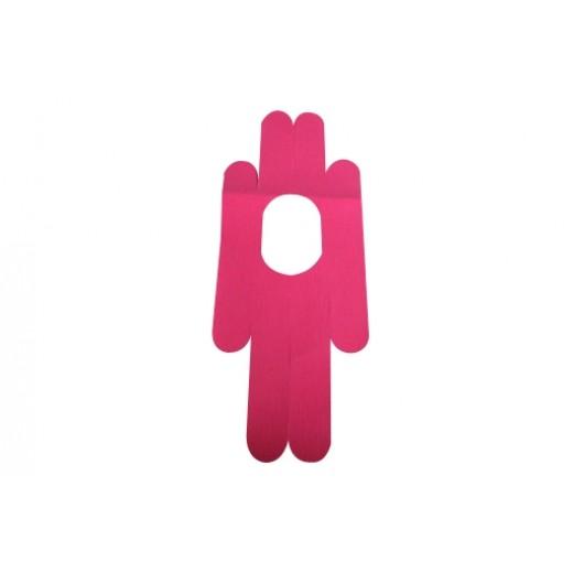 Henza® Knæ Pre-cut - Pink