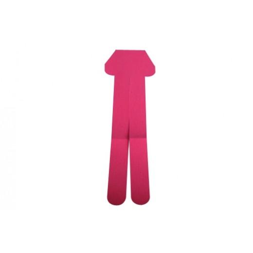 Henza® Læg & Ankel Pre-cut - Pink