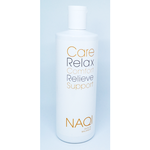 Naqi® 500ml tom flaske til refill
