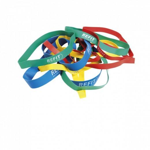 Refit Loop træningselastikker - 10stk.