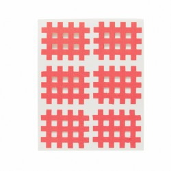 Henza® Crosstape L PINK 120 Plastre-20
