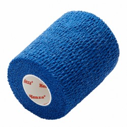 Henza® Flexible Sports Bandage BLÅ 7,5 cm x 4,5 m-20