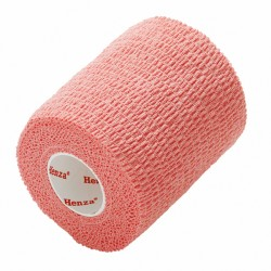 Henza® Flexible Sports Bandage PINK 7,5 cm x 4,5 m-20