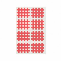 Henza® Crosstape M PINK 160 Plastre-20