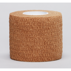 Flexible Sports Bandage BEIGE 5 cm x 4,5 m-20