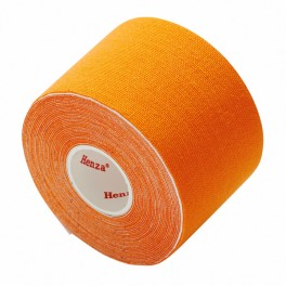 Henza® Kinesiologi Tape ORANGE 5m x 5cm-20