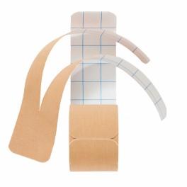 Henza® Pre-cut Kinesiologi Y Form - BEIGE