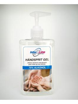Håndsprit Gel 70% alkohol