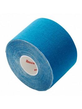 Henza® Kinesiologi Tape - BLÅ - 5m x 5cm