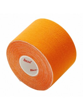 Henza® Kinesiologi Tape - ORANGE - 5m x 5cm