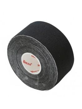 Henza® Kinesiologi Tape - SORT - 5 m x 2,5 cm