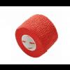 Henza® Flexible Sports Bandage - RØD - 5,0 cm x 4,5 m