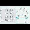 Holdnings skulderstøtte med stivere - Orthoteh Standard